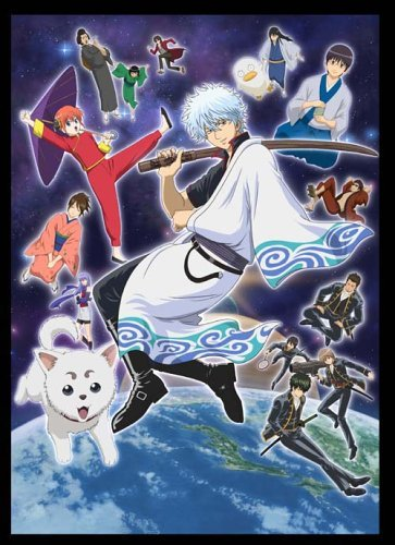 [OST]{MG} Gintama (OST/Singles/Extras) 450